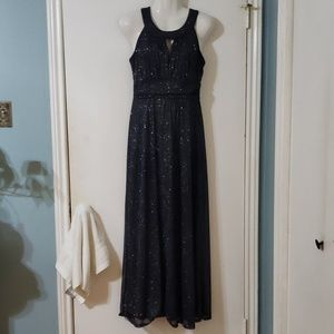 SWEET STORM  DARK BLUE  DRESS